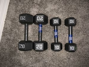 Dumbbell Weights for Sale in Brandon, FL