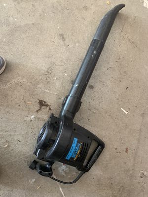 Leaf blower corded electric for Sale in Utica, MI