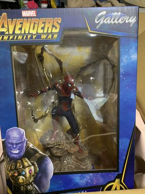 Avengers infinity war spider man for Sale in Los Angeles, CA