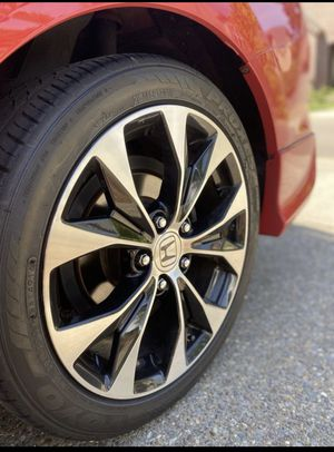 "Civic Si Stock Wheels (17"") for Sale in Pasco, WA"