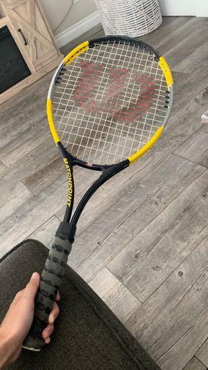 Tennis racket $10 for Sale in Riverside, CA
