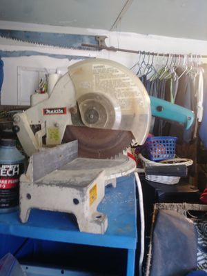 Makita saw for Sale in Okeechobee, FL