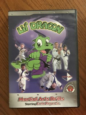 Kids Martial Arts Drills CD set for Sale in Tamarac, FL