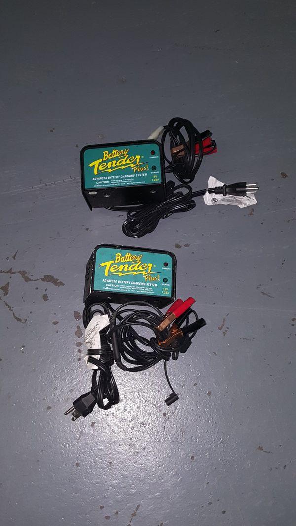 Motorcycle Battery Tender (2)