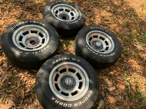 Cooper Cobra Radial G/T tires wheels for Sale in Lake Wales, FL