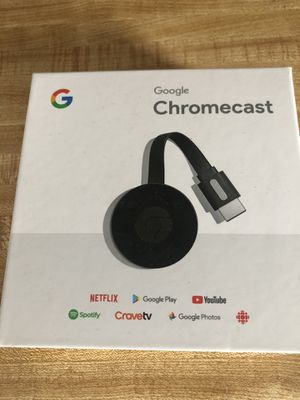 Google ChromeCast for Sale in Southington, CT