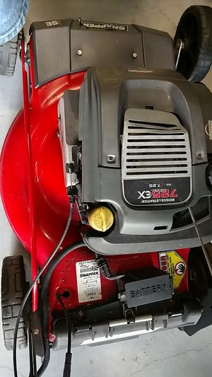 Snapper Lawnmower Self Propelled for Sale in Sebastian, FL
