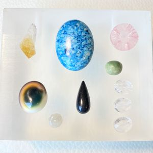 Healing gemstone collection for Sale in Rhinebeck, NY