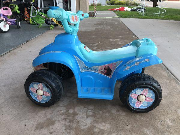 Toddler 4 wheeler