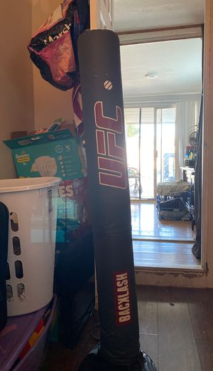 UFC backlash speed bag for Sale in Hollister, CA