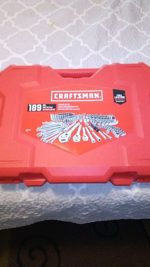 Craftsman American and metric for Sale in Stockton, CA