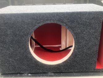 "10"" Band pass Box Custom Hardwood Top Of The Line for Sale in Lynnwood,  WA"