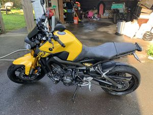 2015 Yamaha FZ 09 (847cc) for Sale in Shelton, CT