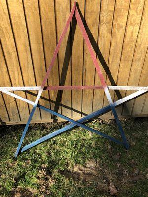 Tobacco Stick Star. Old Glory Colors. Rustic Decor. for Sale in Cynthiana, KY