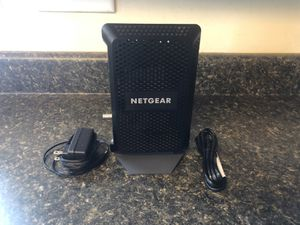 Netgear CM600 Modem for Sale in Concord, NC