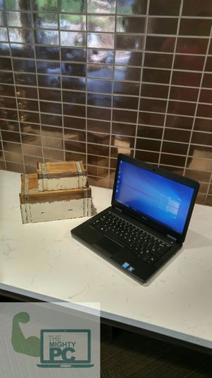 Dell Latitude e5440 get $60 discount here. 8 gig ram 256gb solid state drive for Sale in Phoenix, AZ