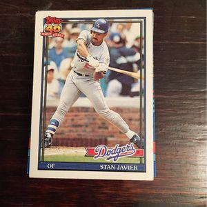 LA Dodgers Baseball Cards for Sale in Morganton, NC