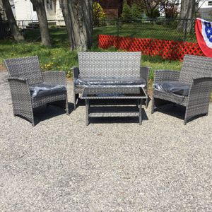 Outdoor Set! New in box! 1 set left! for Sale in Jackson, NJ