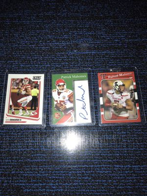Patrick Mahomes Lot for Sale in Cary, NC