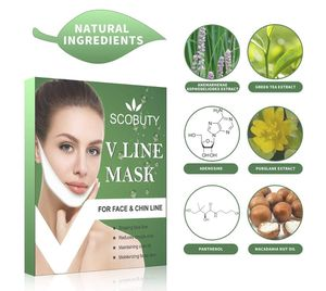 Face Mask Neck Up Slimming Tightening Mask 5 PCS for Sale in West Covina, CA