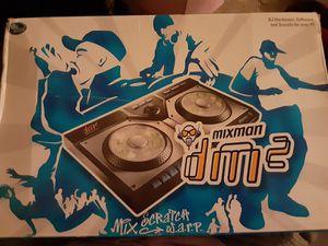 PC mixman dm 2(dj hard ware) for Sale in Tacoma, WA