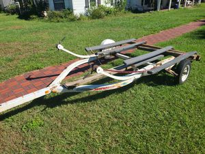 Double ski trailer jetski for Sale in Spring Hill, FL