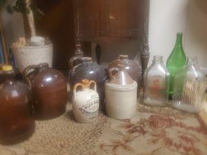 Antique vintage bottles for Sale in Nashville, TN