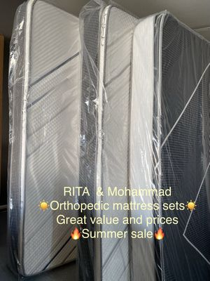 orthipedic mattress for Sale in South Holland, IL