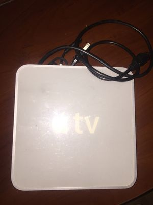 Apple TV works great but needs remote for Sale in Indianapolis, IN
