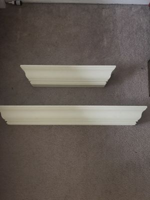Pottery barn wall shelves for Sale in Elkridge, MD