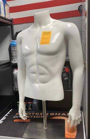 Male mannequin for Sale in Fort Worth, TX