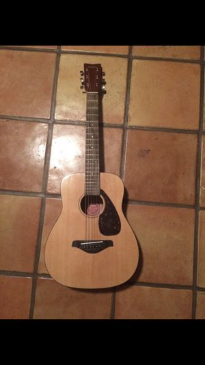 Yamaha travel guitar with soft case for Sale in San Diego, CA