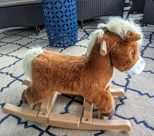 Rocking horse for kids toy for Sale in Concord, NC