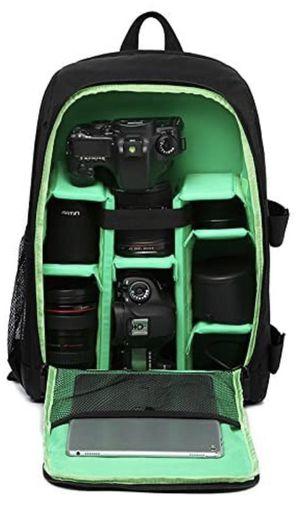 Camera Backpack Waterproof for DSLR/SLR Cameras Laptops for Sale in Corona, CA