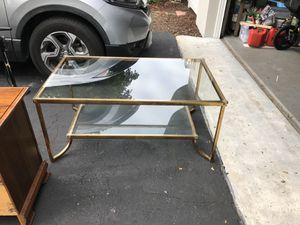 Glass coffee table for Sale in Pompano Beach, FL