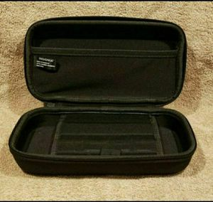 NINTENDO SWITCH HARD TRAVEL CASE PROTECTOR BY INSIGNIA*EXCLLNT CNDTN*GR8 GIFT IDEA*SHIPS SUPER FAST!* for Sale in Tucson, AZ
