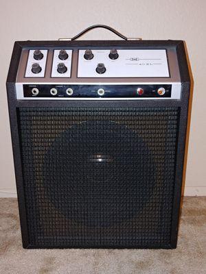 "Vintage 60's Silvertone/Sears 40XL 12"" Guitar Combo Amp, Reverb/Tremolo! for Sale in Kenmore, WA"
