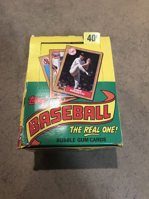 1987 Topps baseball cards for Sale in Uniontown, OH