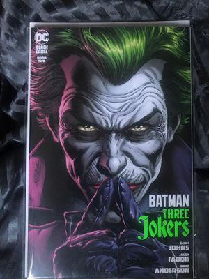 Batman: Three Jokers #2 for Sale in Richmond, CA