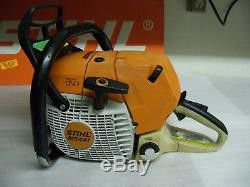 Stihl chainsaw ms 441 magnum gas chain saw for sale logger pro line saw for Sale in Los Angeles, CA