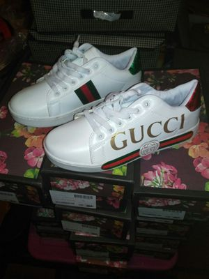 Gucci sneakers... size 7...9....9.5 for Sale in Concord, CA