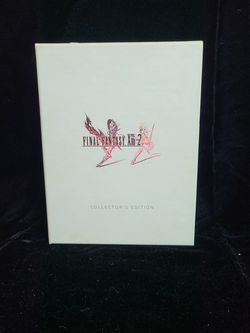 Final Fantasy XIII-2 Collector's Edition for Sale in Portland,  OR