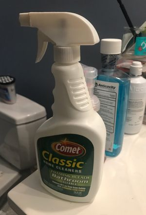 Comet bleach all purpose cleaner for Sale in Silver Spring, MD