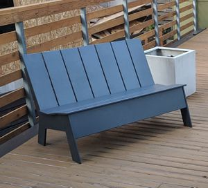 Outdoor bench seating for Sale in Seattle, WA