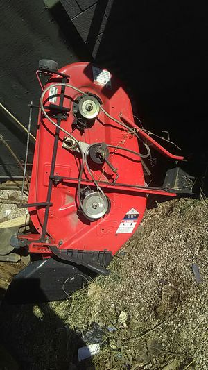 Deck for ride-on mower tractor. 1693464 Simplicity for Sale in Phoenix, AZ