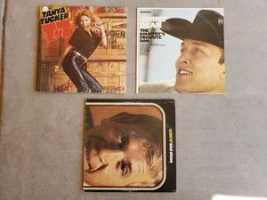 Tanya Tucker TNT, Close-Up Buck Owens & Jimmy Dean The Countrys Favorite Son 3 LP Record Albums for Sale in Buckeye, AZ