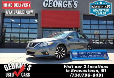 2018 Nissan Altima for Sale in Brownstown,  MI