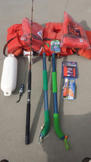 Fishing & Boating supplies for Sale in Benson, NC