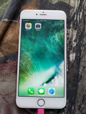 iPhone 6s rosegold -tmobile service for Sale in Port St. Lucie, FL