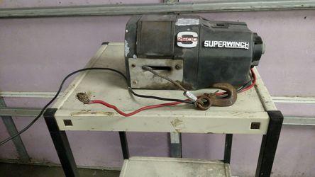 Super winch 2500 for Sale in Springfield,  IL